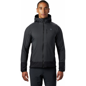 Mountain Hardwear Kor Cirrus Hybrid Hoody Jacket Men dark storm